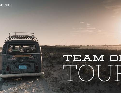 Team on tour 2021